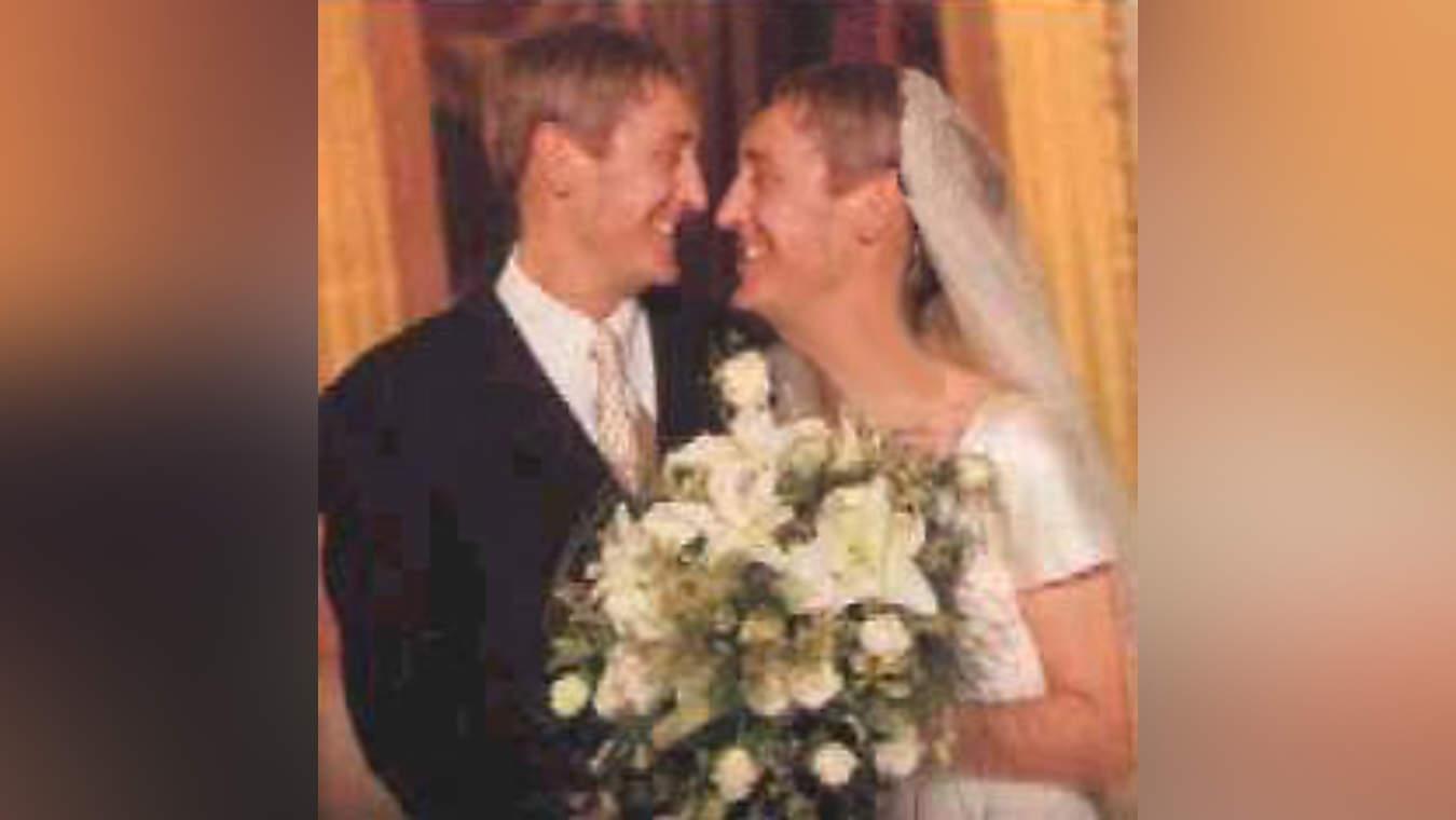 Nicholas Lyndhurst Marries Himself The Spoof