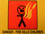 Fire Kills Children