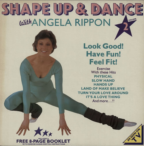 Angela Rippon shape up and eat opium