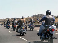 "image for Three Reported Missing After Animal Rights Activists Take ""War on Leather"" to Motorcycle Gang Rally."